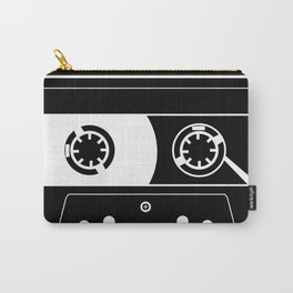 Compact Cassette Carry-All Pouch