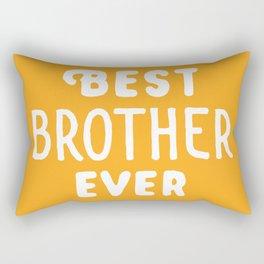 Best Brother Ever Rectangular Pillow