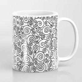 Whimsical Vines Coffee Mug
