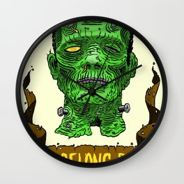 We Belong Dead Wall Clock
