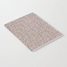 Bardarbunga Sepia Notebook