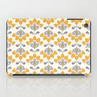 bianca green iPad Cases featuring Bianca by Just Kate Designs