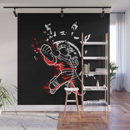 The Ninja Wall Mural