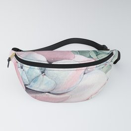 Garden of Succulents Fanny Pack