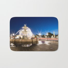 la fontaine des mers Bath Mat