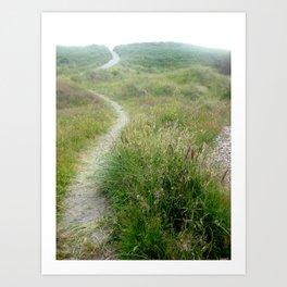 Path of Glory Art Print