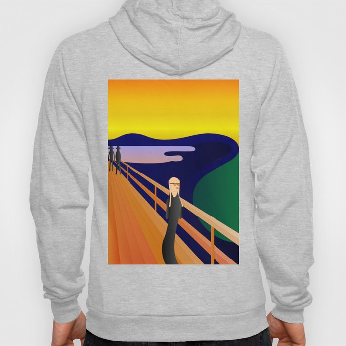 The Scream Hoody