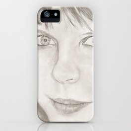 CONNIE iPhone Case