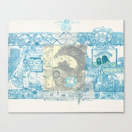 Genova Canvas Print