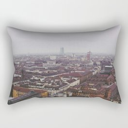 Turin skyline Rectangular Pillow