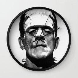 Frankenstien | Franky | Horror movies | Munsters | Gothic Aesthetics Wall Clock