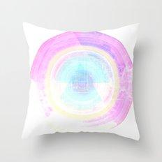 Hypernova Throw Pillow