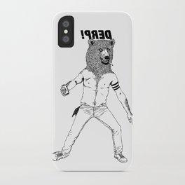 DERP!!! iPhone Case