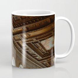 library ceiling Coffee Mug