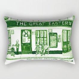 The Great Eastern, Brighton Rectangular Pillow