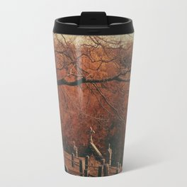 Sleepy Hollow Cemetery Travel Mug