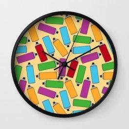 Sray Can Wall Clock
