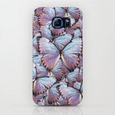 Iridescent Butterflies Slim Case Galaxy S8