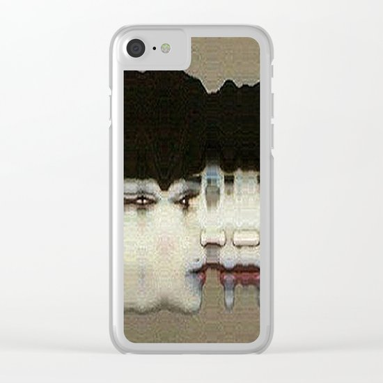 punishedchild Clear iPhone Case