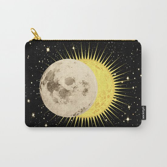 Imminent Eclipse Carry-All Pouch