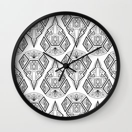 Art Deco, Arabica 2 Wall Clock