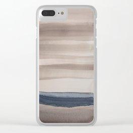 bmmm Clear iPhone Case
