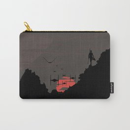 Rey On Sunset Carry-All Pouch