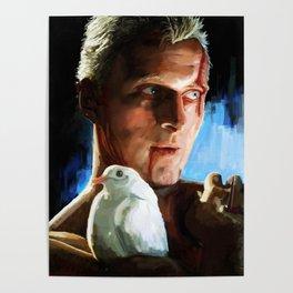 Roy  (Blade Runner) Poster