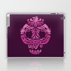 A la Muerte con una Sonrisa 2009 Laptop & iPad Skin