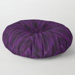 Eggplant Purple Floor Pillow