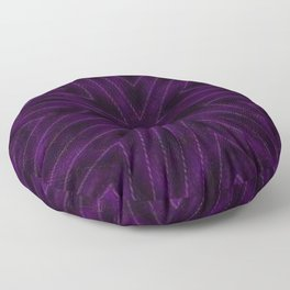Eggplant Purple Floor Pillow