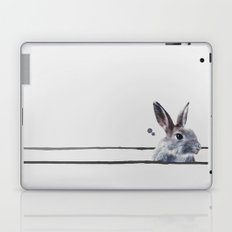 HORIZONTAL RABBITHOLE Laptop & iPad Skin