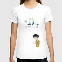 "percy jackson T-shirts featuring ""Cool"" ?! Percy ?!  by CornFlakes Production"