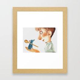 Ratatouille Framed Art Print
