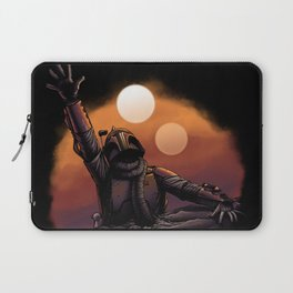 Back From The Pit Laptop Sleeve