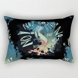 Artblock Creature Rectangular Pillow