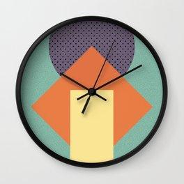 Cirkel is my friend V4 Wall Clock