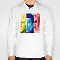 will ferrell Hoodies featuring Zoo Pop by victorygarlic - Niki