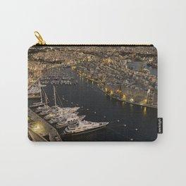 Grand Harbour Valletta Malta Carry-All Pouch