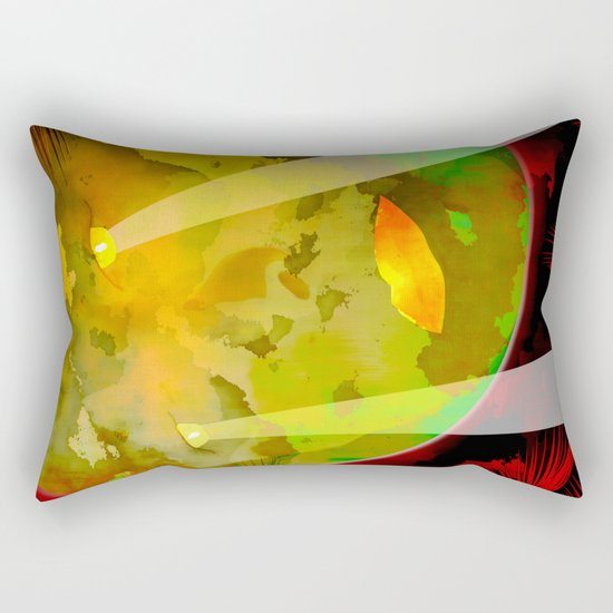 Moon Power / Portrait 24-09-16 Rectangular Pillow