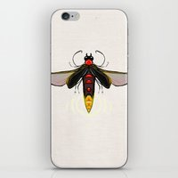 firefly iPhone & iPod Skins featuring Firefly by Conrad