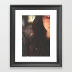 Pleasant.  Framed Art Print