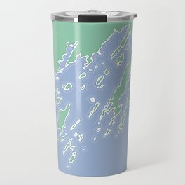 Casco Bay Maine USA Travel Mug