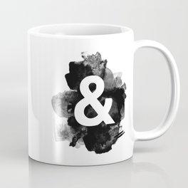 Ampersand Paint Coffee Mug