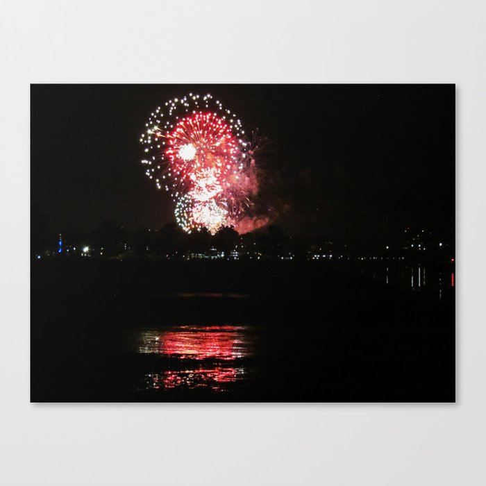 4th of July in Portland, Maine (4) Canvas Print