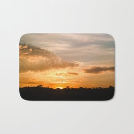 Where the sun rises Bath Mat