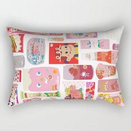 Japanese packaging Rectangular Pillow