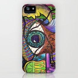 Santeria iPhone Case