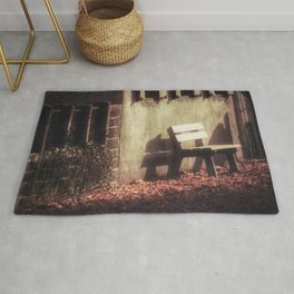 The lonely autumn Rug