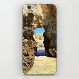 Portugal Caves iPhone Skin